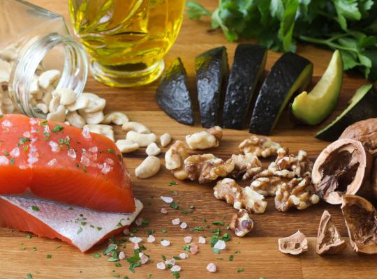 Снимка: Храни, които намаляват възпалителните процеси в организма