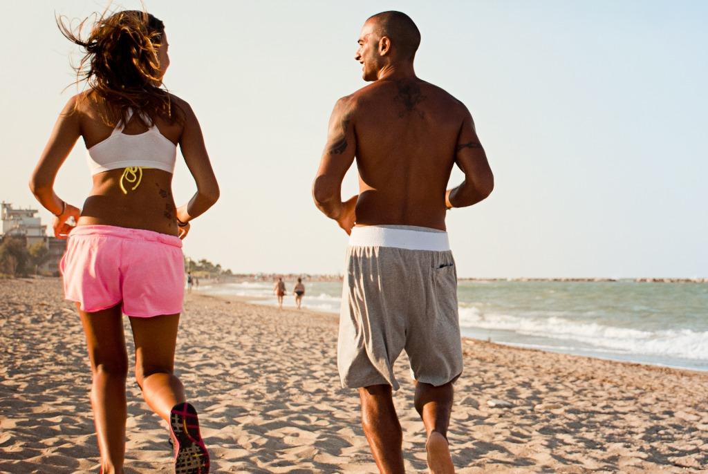 Почивката през лятото често означава прекъсваненанашата редовна фитнес програма, за