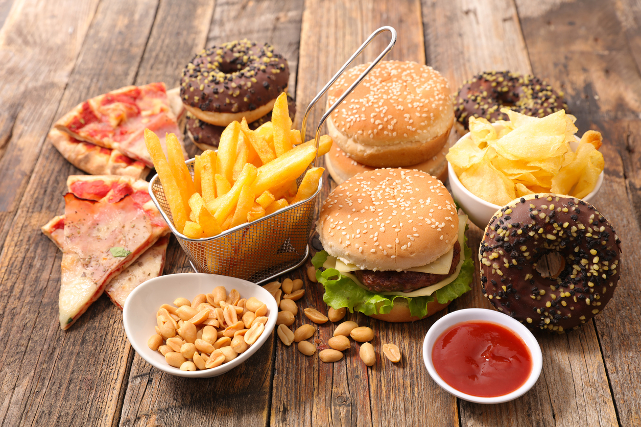 При изследванията досега се доказа, че ултра-преработените хранителни продукти носят
