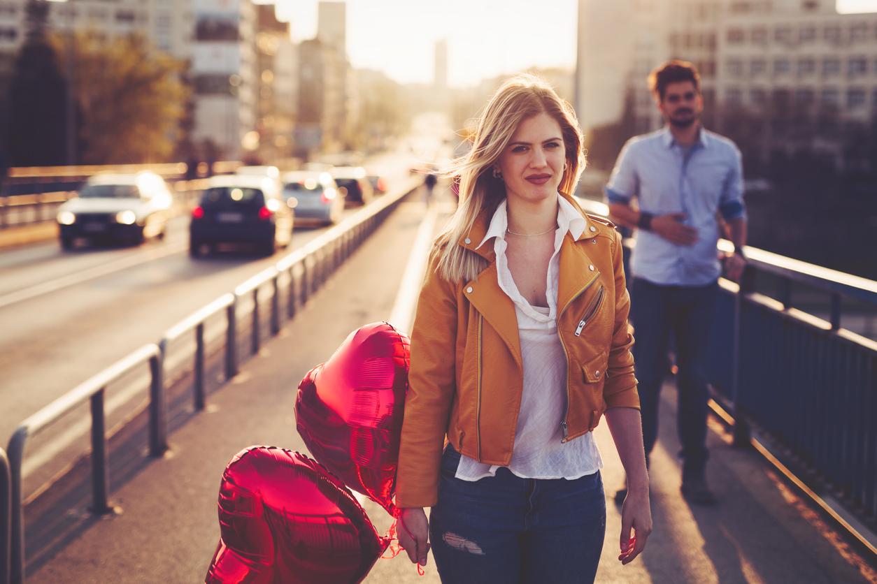 Любовната раздяла може да се окаже тежко изпитание, особено когато