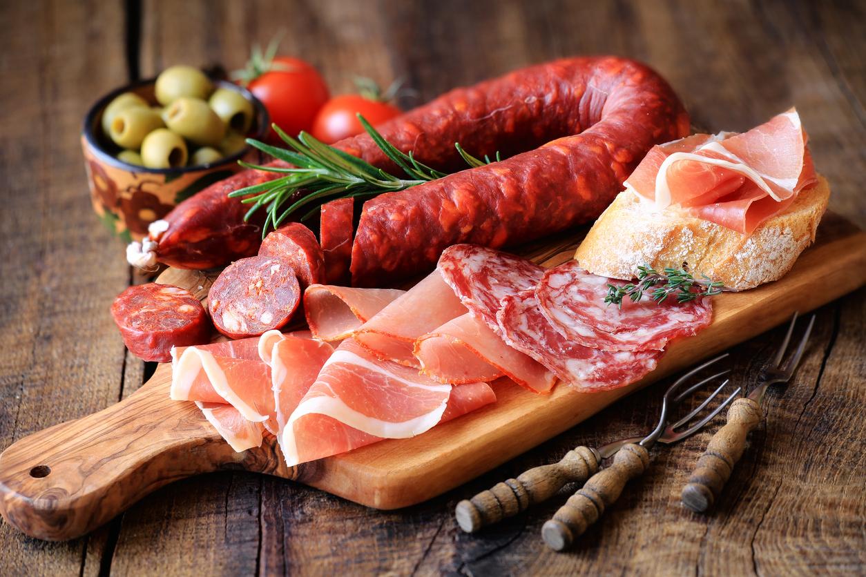 Снимка: Обработените меса увеличават риска от маниакална депресия