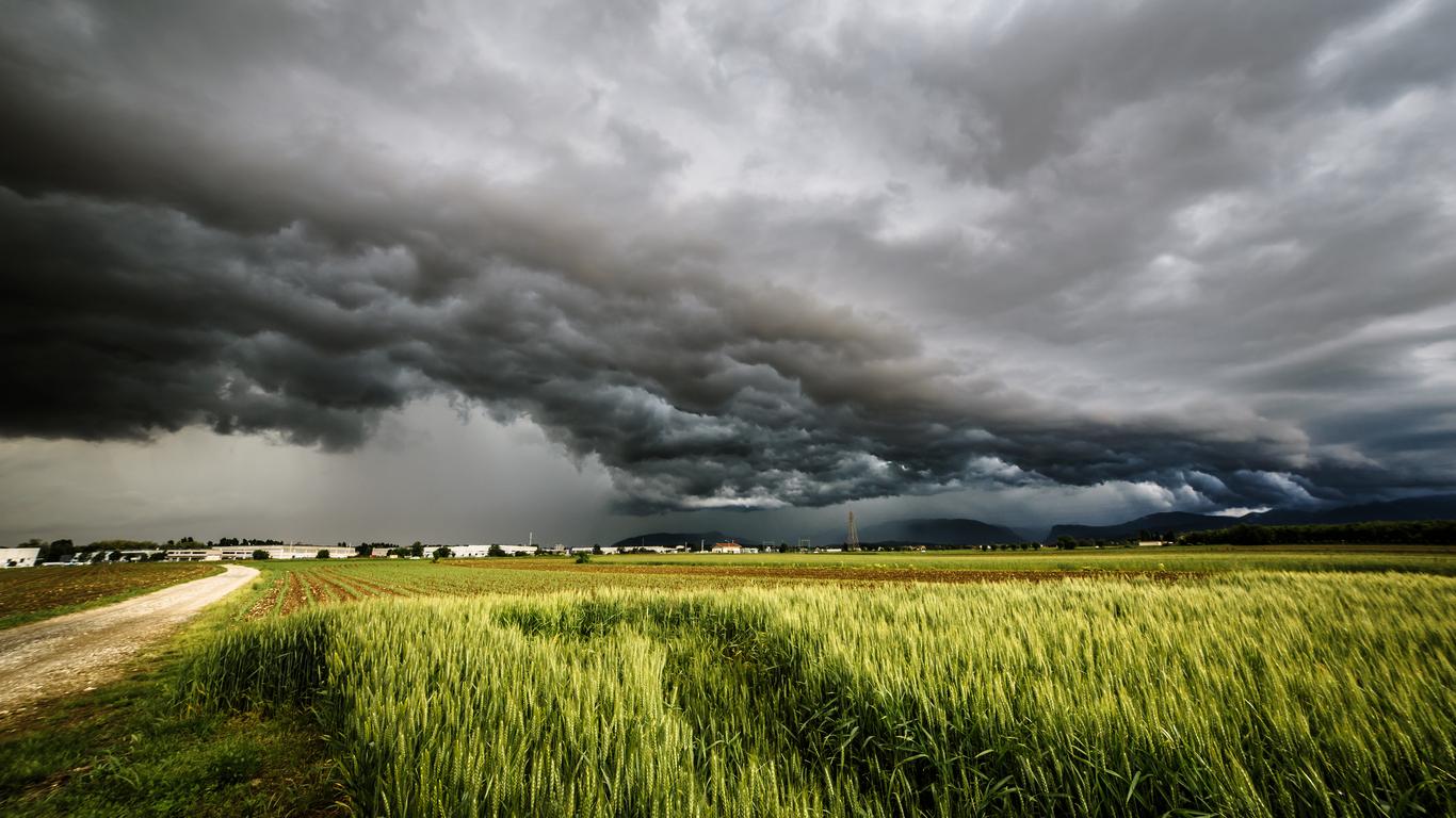 Снимка: Астматични атаки по време на буря