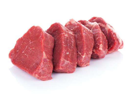 Според австралийски наръчници за хранене червеното месо трябва да се