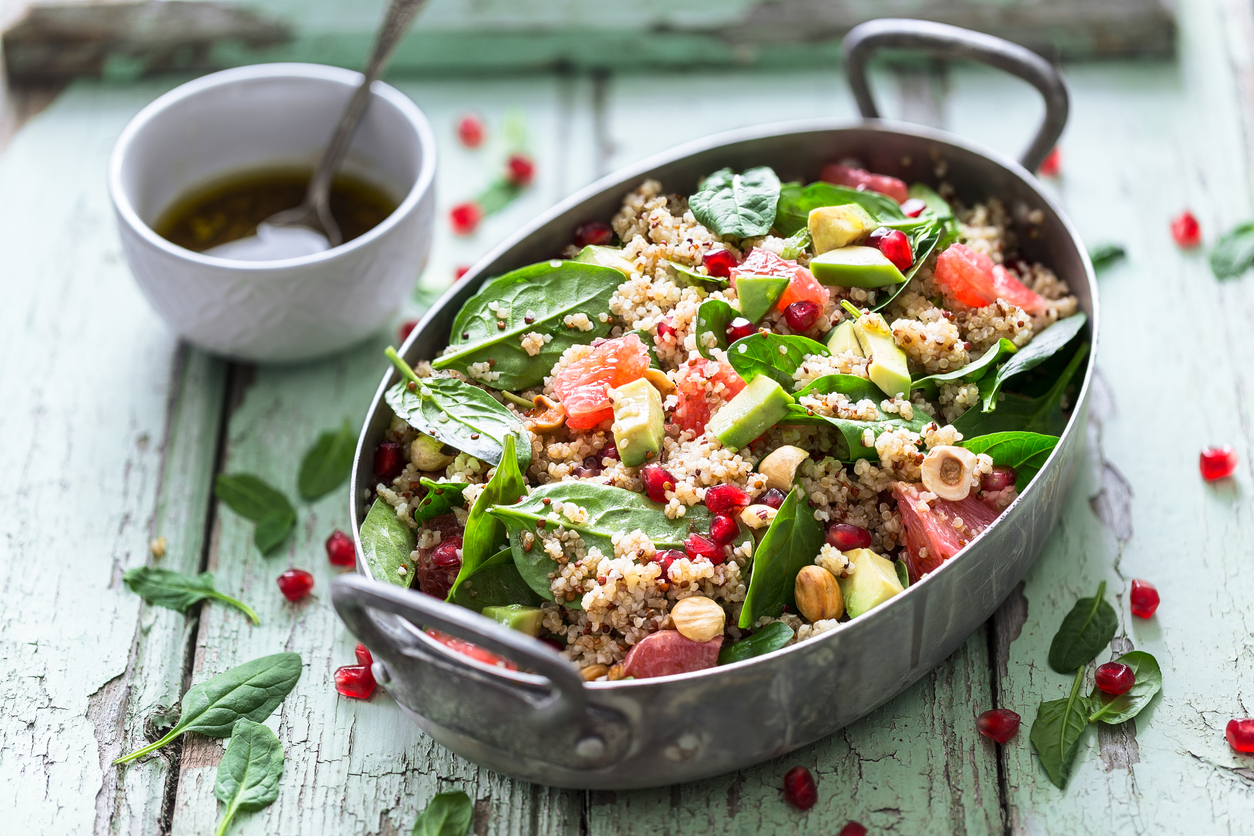 Снимка: Как да не отнемаме от здравословния ефект на салатата?