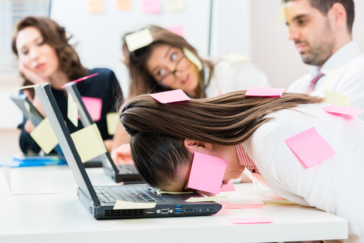 Думата стрес е нарицателна за нас, дори може би леко