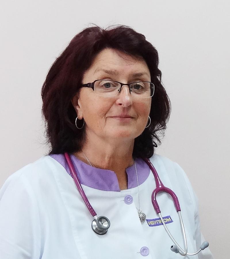 Д-р Нина Илиева е общопрактикуващ лекар и педиатър - Д-р
