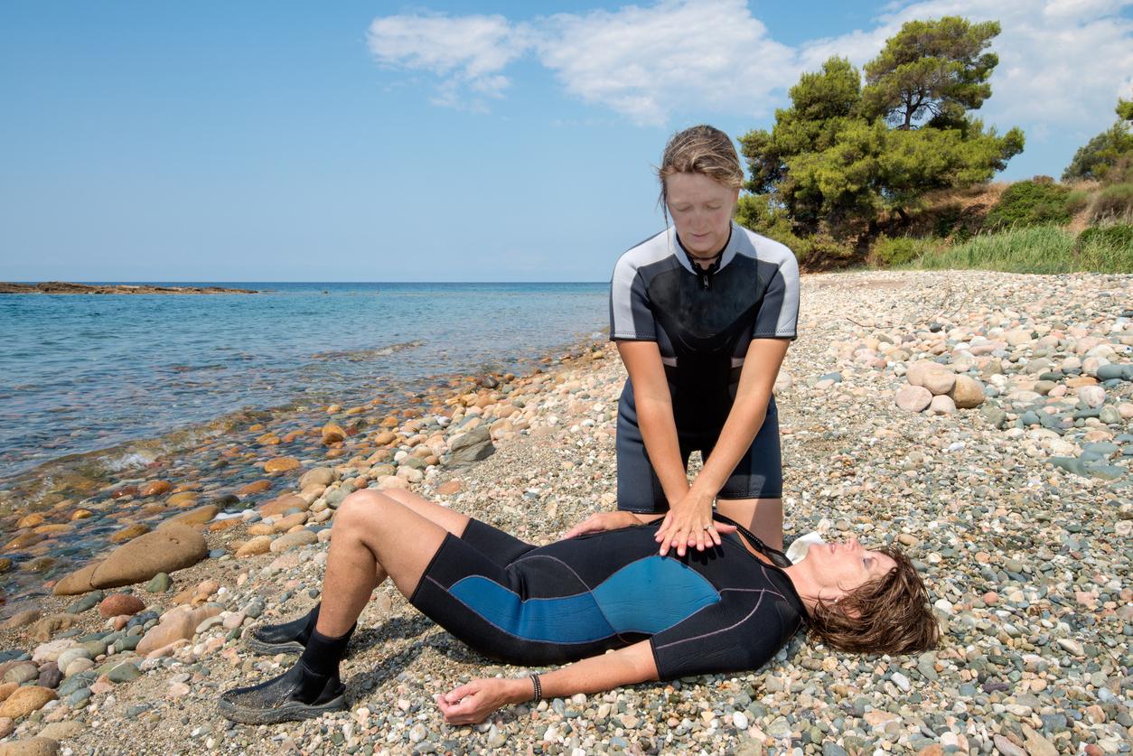 През летния сезон често се съобщават случаина удавяния. Добре е