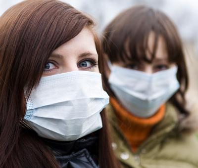 Един човек, боленили преносител на грип, може да зарази всеки,
