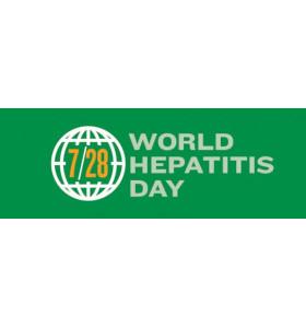 Източник: WHO Днес отбелязваме Световния ден за борба с хепатита.