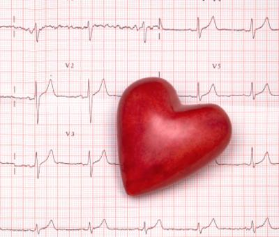 Източник:istockphoto Нормалната сърдечна дейност се характеризира с т.нар. синусов ритъм.