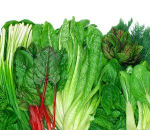 Защо е важно да ядем зелени листни зеленчуци?