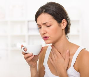 Анатомия на възпаленото гърло