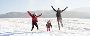 4 начина да се чувстваш леко през зимата